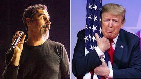 Serj Tankian slams Donald Trump