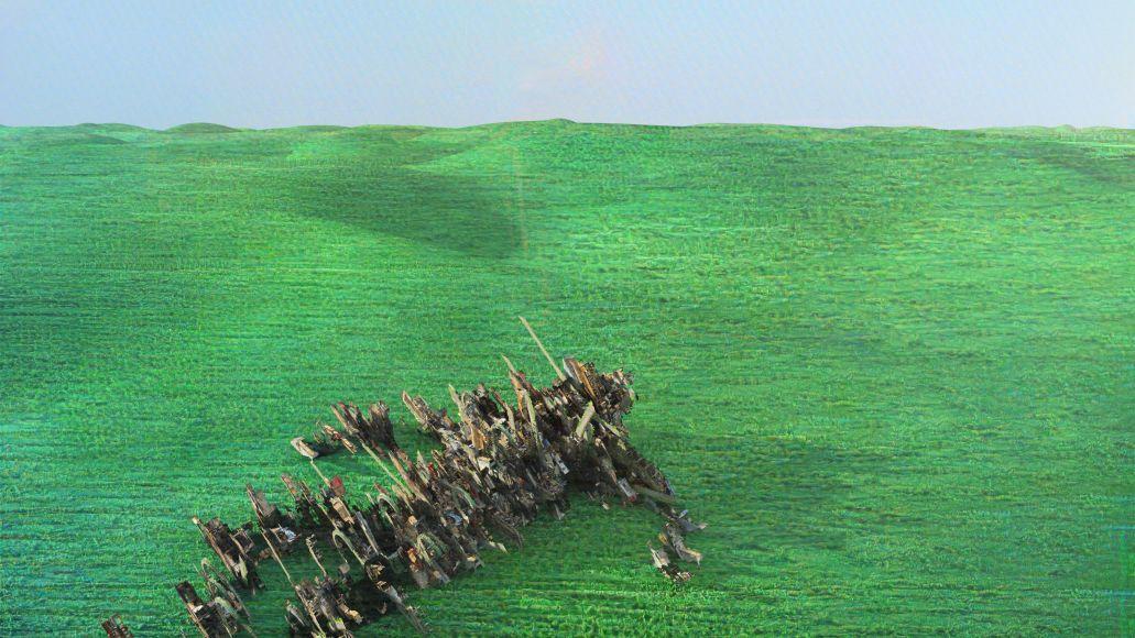 Squid Bright Green Field artwork