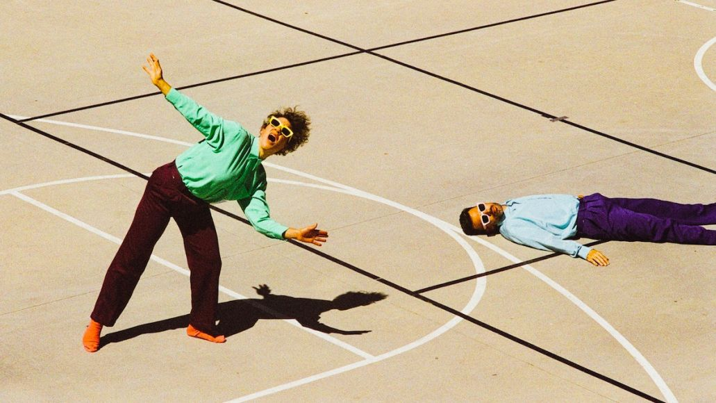 Tune-Yards sketchy new album hold yourself stream song music, photo by Pooneh Ghana