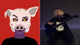 We Are Pigs Pulse Queen video premiere
