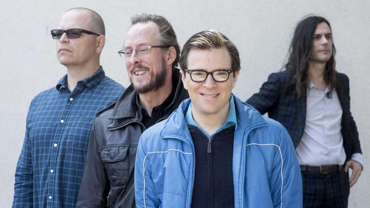 Weezer's OK Human Parlays Latest Gimmick into a Mostly Charming Set of Pop  Tunes   Review