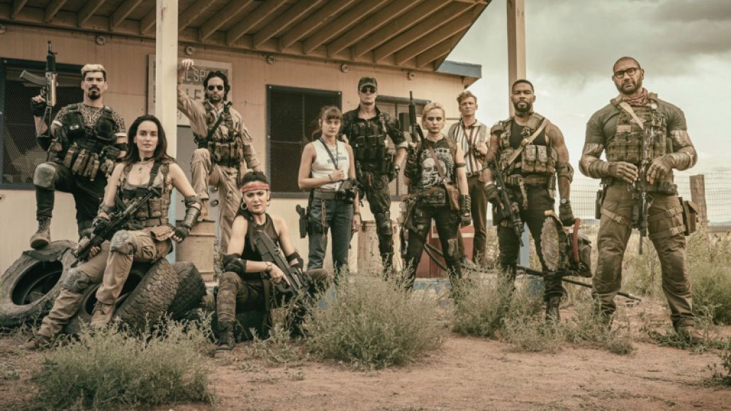 army of the dead 50 Most Anticipated Movies of 2021