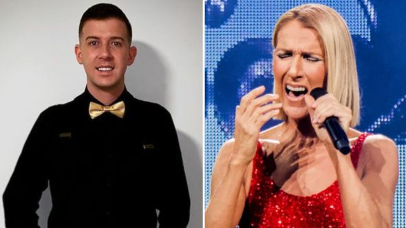 drunk uk man changes name celine dion