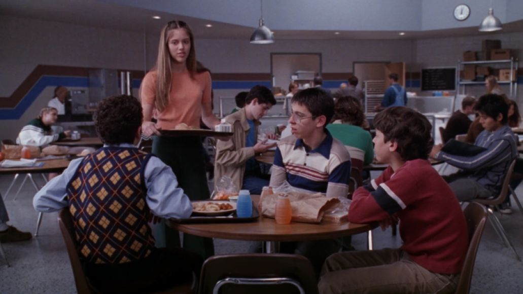 freaks and geeks discarded 1 Freaks and Geeks 10 Greatest Needle Drops