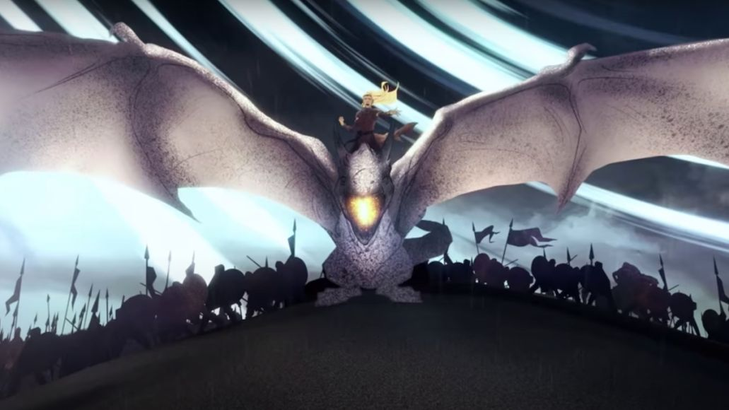 game of thrones animated series hbo