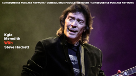 Kyle Meredith With... Steve Hackett