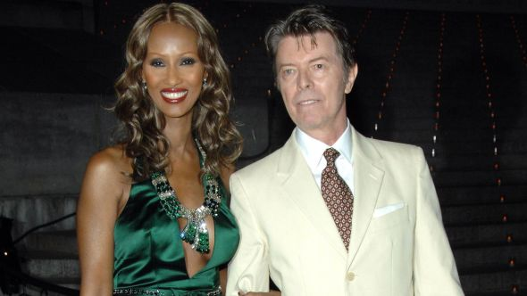 iman david bowie 5th anniversary death comments