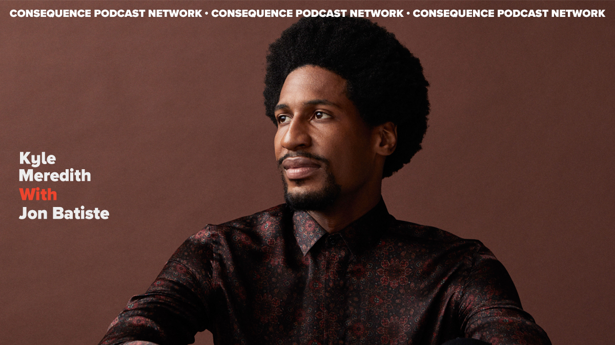 Jon Batiste on Working with Trent Reznor and Atticus Ross for Pixar's Soul