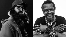 matthew e white lonnie holley new album broken mirror selfie reflection new song single This Here Jungle of Moderness/Composition 14