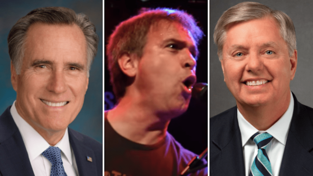 Dead Kennedys coup mitt romney lindsey graham evan mcmullin