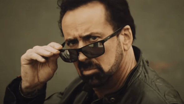 nicolas cage willy's wonderland trailer animatronic action horror