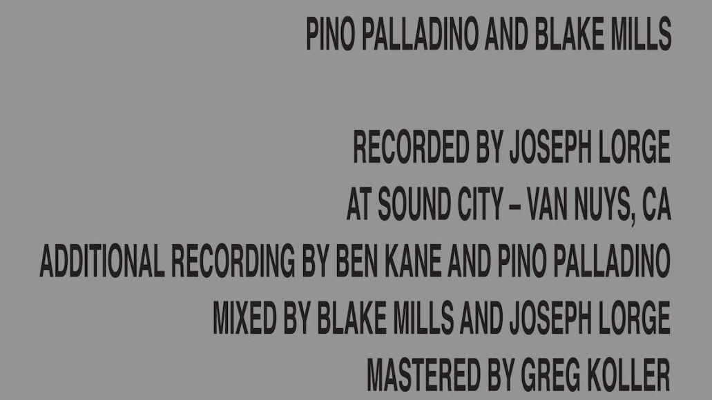 palladino blake mills Pino Palladino and Blake Mills Announce New Collaborative Album, Share Just Wrong: Stream