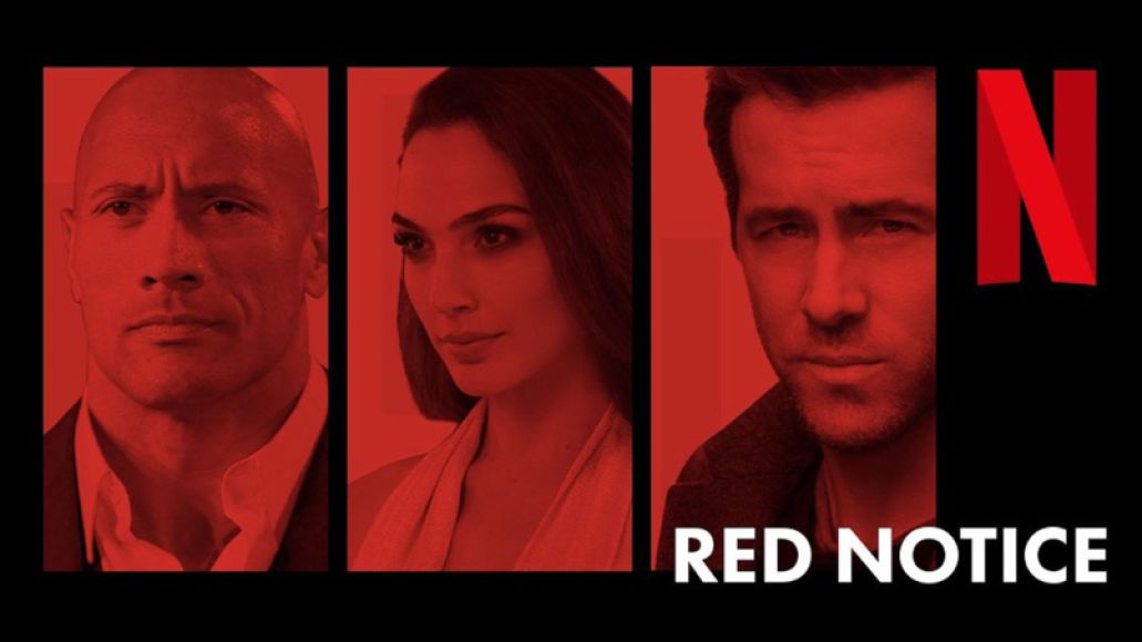 red notice 50 Most Anticipated Movies of 2021