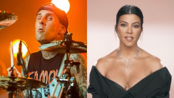 travis-barker-kourtney-kardashian-dating-rumors-photos