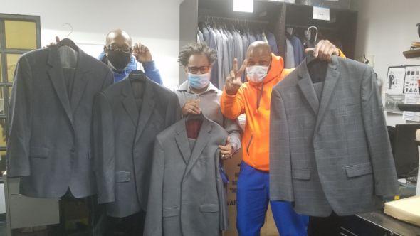 Alex Trebek's Wardrobe Donated to Organization For Homeless Men