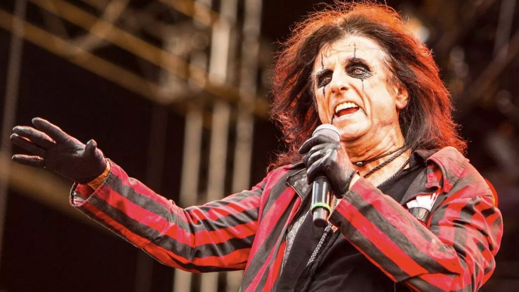 Stream Alice Cooper's New Album Detroit Stories