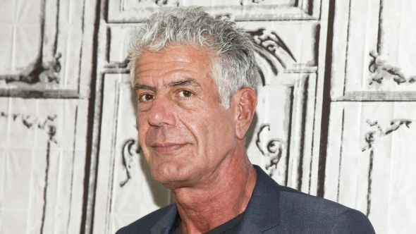 Anthony Bourdain crime novel adaptation TV series show adapted book, photo by Andy Kropa