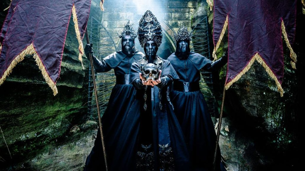 Behemoth New Album in Fall, Ink Deal with Nuclear Blast
