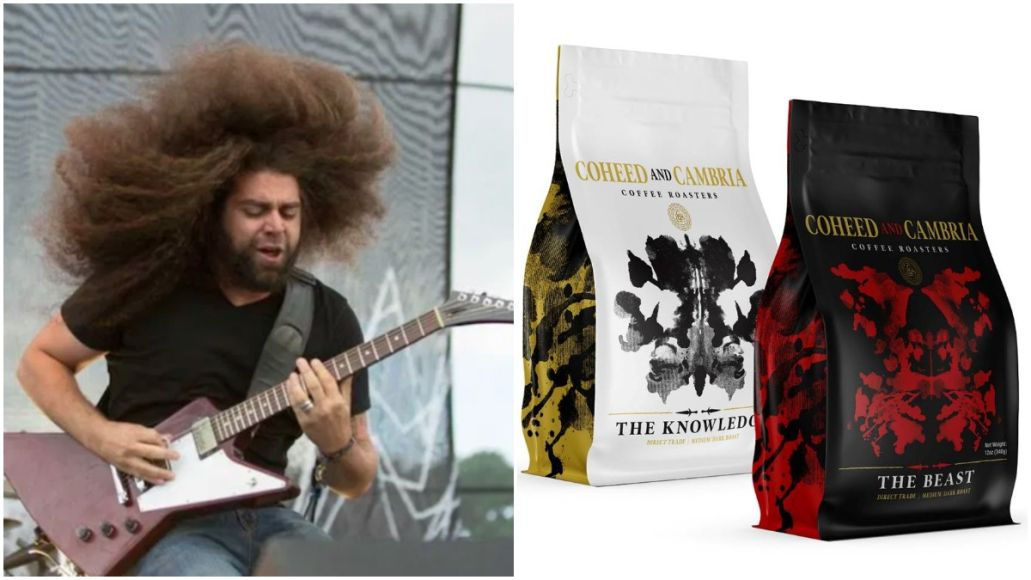 Coheed and Cambria Have a Coffee Brand Now