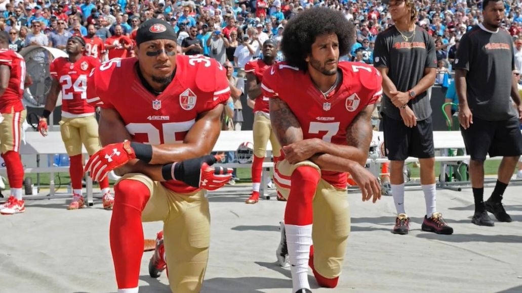 Proud Boys Threatened to Protest Colin Kaepernick Miniseries Production
