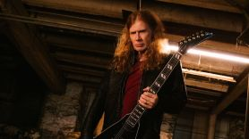 Dave Mustaine Partners with Gibson