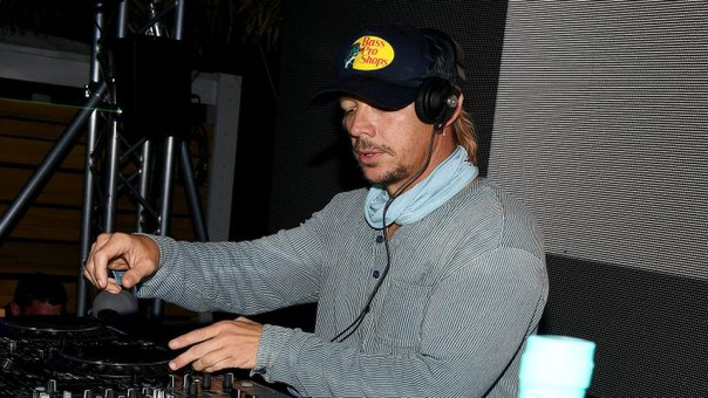 Diplo, photo by Marcus Ingram, Getty Images for E11EVEN Miami