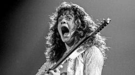 Eddie Van Halen Photo Book by Ross Halfin Due in June