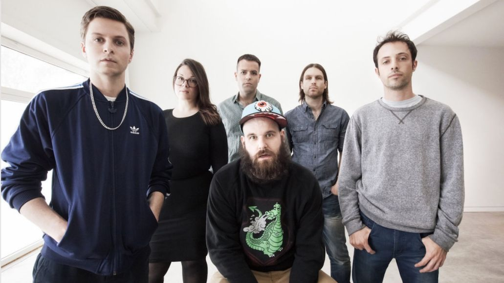 Fucked Up Year of the horse song new music stream, photo by Dustin Rabin