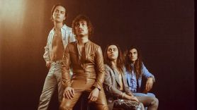 Greta Van Fleet new song Heat Above