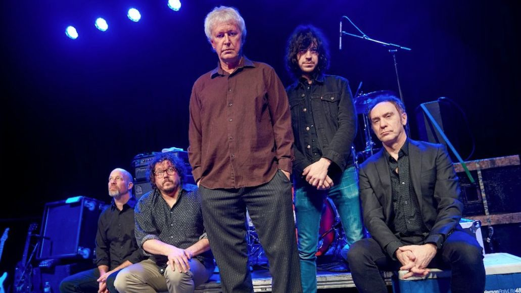 Guided by Voices Earth Man Blues new album stream free agents song, photo courtesy of the artist