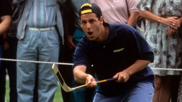 Happy Gilmore sequel 2 Adam Sandler movies (Universal)