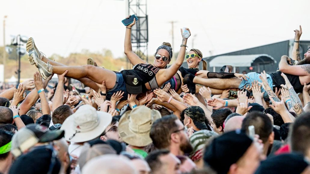 Danny Wimmer Presents 2021 festival lineup