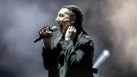 Marilyn Manson dropped by manager