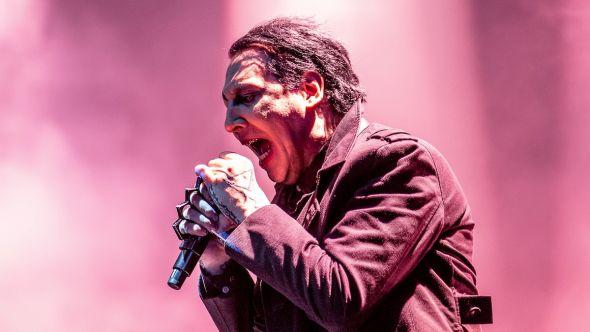 Marilyn Manson investigation