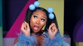 """Megan Thee Stallion in """"Cry Baby"""" video"""