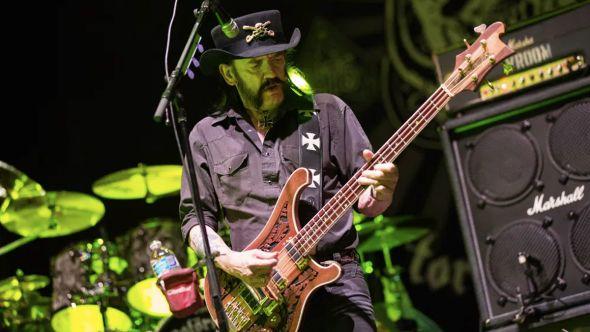 Motörhead New 2012 Live Album Announced