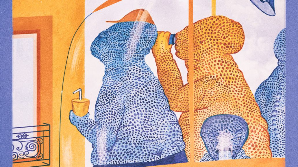 Ora The Molecule Human Safari artwork