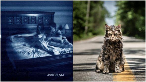 Paranormal Activity Sequel and Pet Sematary Prequel Paramount Plus
