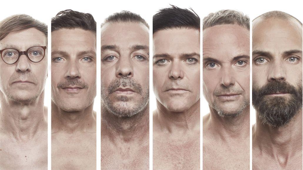 Rammstein confirm new album