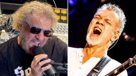 Sammy Hagar Eddie Van Halen tribute