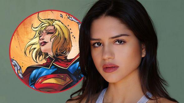 Sasha Calle supergirl the flash movie Andy MuschiettiSasha Calle supergirl the flash movie Andy Muschietti