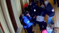 Surveillance Video of Jon Schaffer via CNN