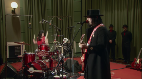 The White Stripes' From The Basement Performance Is Streaming on YouTube For First Time