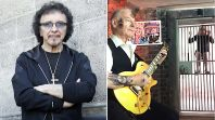 Tony Iommi Comments on Robert Fripp and Toyah
