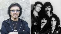 Tony Iommi interview 2021