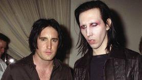 Trent Reznor Marilyn Manson
