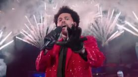 Weeknd Super Bowl