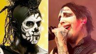 Wes Borland on Marilyn Manson