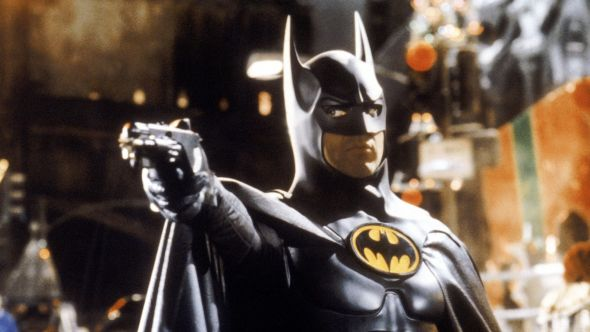 Tim Burton's Batman Returns In New DC Comics Series