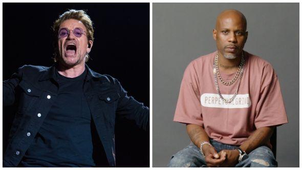 DMX Bono collaboration new album skyscrappers